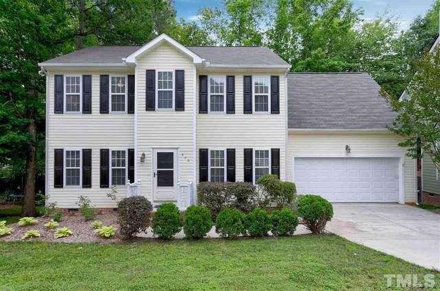 420 Arbor Creek Drive, Holly Springs, NC 27540 (#2321281) :: Triangle Top Choice Realty, LLC