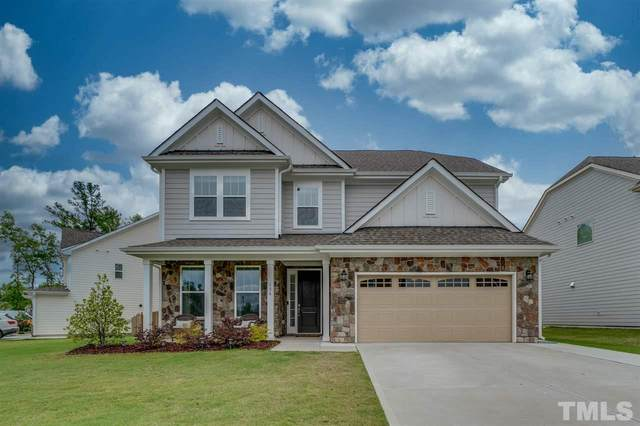 154 Meadow Sage Court, Apex, NC 27539 (#2321285) :: Triangle Top Choice Realty, LLC