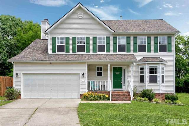 2002 Fitchburg Court, Apex, NC 27523 (#2321287) :: Raleigh Cary Realty