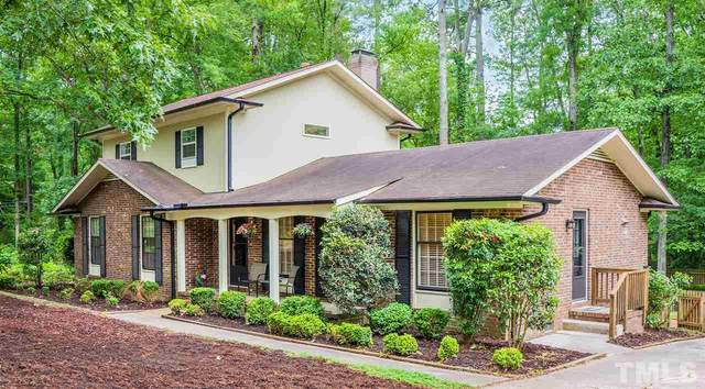 420 Overland Drive, Chapel Hill, NC 27517 (#2321297) :: Triangle Top Choice Realty, LLC