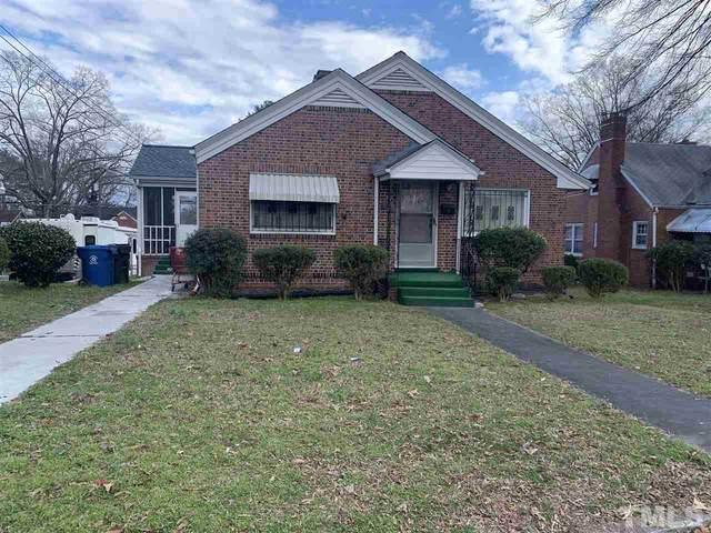 1002 Alma Street, Durham, NC 27703 (#2321310) :: Dogwood Properties