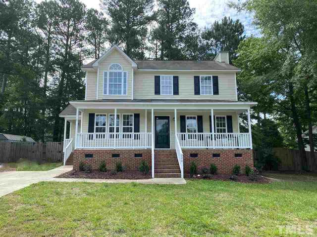 224 Wood Green Drive, Wendell, NC 27591 (#2321335) :: Real Estate By Design