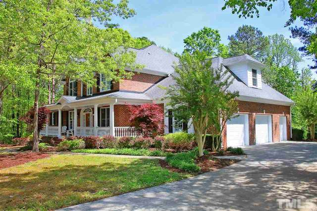 7336 Barham Hollow Drive, Wake Forest, NC 27587 (#2321336) :: Rachel Kendall Team