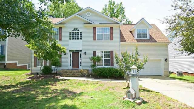 1905 Abby Knoll Drive, Apex, NC 27502 (#2321363) :: Sara Kate Homes