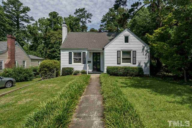 2710 Wayland Drive, Raleigh, NC 27608 (#2321382) :: The Jim Allen Group