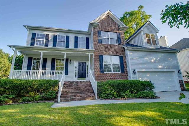 209 Gingergate Drive, Cary, NC 27519 (#2321400) :: The Perry Group