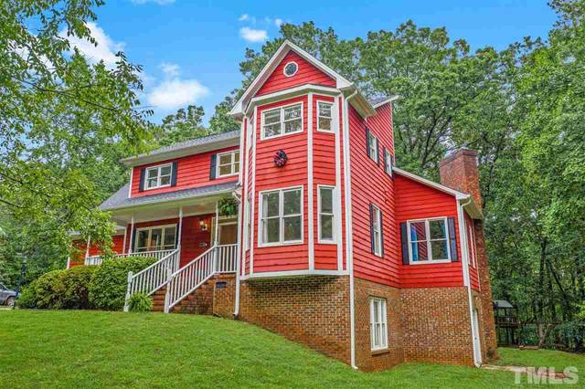 6014 Fordland Drive, Raleigh, NC 27606 (#2321418) :: Triangle Top Choice Realty, LLC