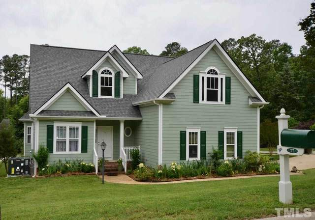 77 Hawks Spiral Way, Pittsboro, NC 27312 (#2321425) :: The Perry Group