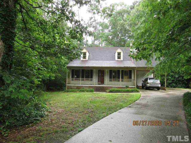 1305 Raybon Drive, Wendell, NC 27591 (#2321429) :: Marti Hampton Team brokered by eXp Realty