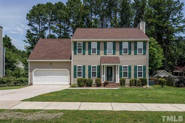 1104 Waterford Green Drive, Apex, NC 27502 (#2321433) :: Triangle Just Listed