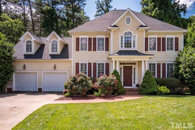 111 Butterfield Court, Chapel Hill, NC 27516 (#2321446) :: Triangle Top Choice Realty, LLC