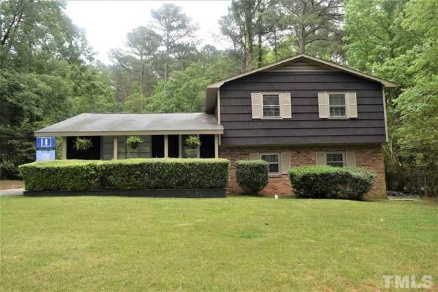 2610 Oberlin Drive, Durham, NC 27705 (#2321451) :: Dogwood Properties