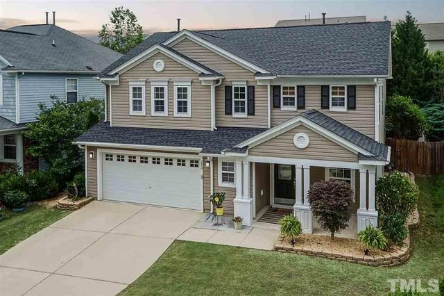 232 Ashdale Drive, Fuquay Varina, NC 27526 (#2321455) :: Realty World Signature Properties