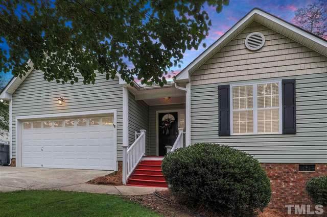 155 Watkins Drive, Angier, NC 27501 (#2321458) :: Dogwood Properties