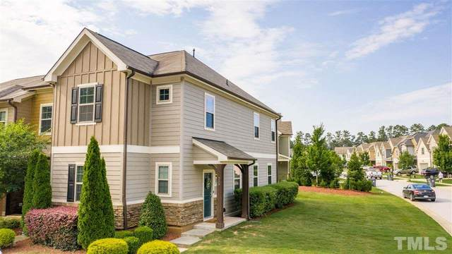 739 Wickham Ridge Road, Apex, NC 27539 (#2321459) :: Triangle Just Listed