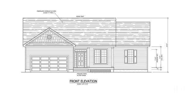266 Parker Road, Four Oaks, NC 27524 (#2321460) :: Marti Hampton Team brokered by eXp Realty