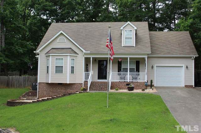 190 Eagle Stone Ridge, Youngsville, NC 27596 (#2321482) :: Spotlight Realty