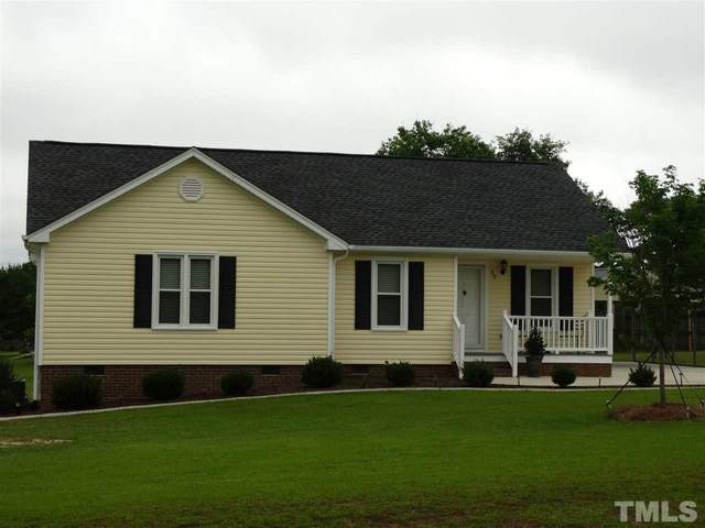 20 Sallie Drive, Smithfield, NC 27577 (#2321484) :: Dogwood Properties