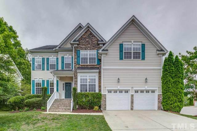 8017 Wade Green Place, Cary, NC 27519 (#2321497) :: Team Ruby Henderson