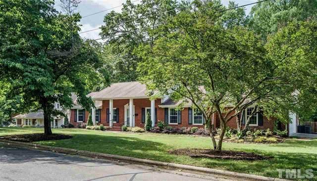 1400 E Davie Street, Raleigh, NC 27610 (#2321524) :: Raleigh Cary Realty