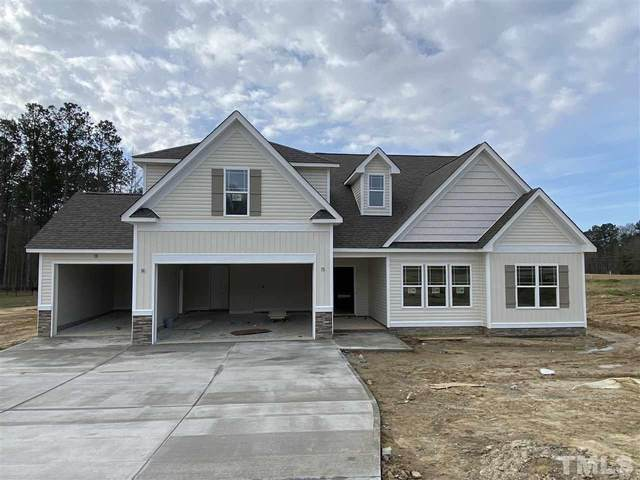 64 Coats Ridge Drive, Benson, NC 27504 (#2321526) :: Dogwood Properties