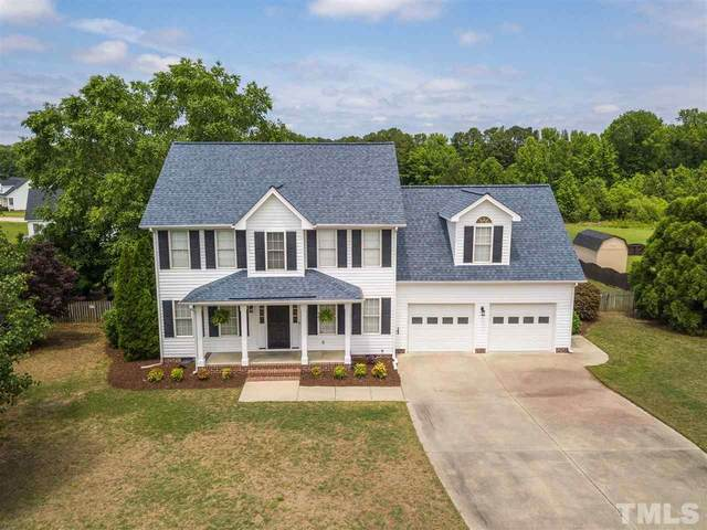 65 Woodfield Court, Fuquay Varina, NC 27526 (#2321541) :: The Perry Group