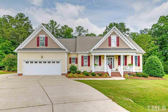 3016 Dewey Farm Circle, Willow Spring(s), NC 27592 (#2321566) :: The Beth Hines Team