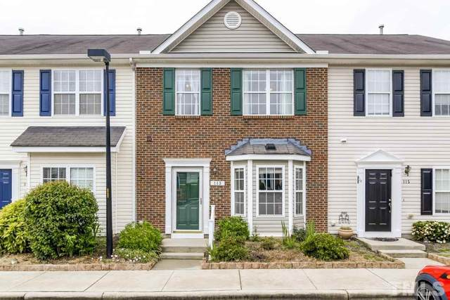 113 Watertree Lane, Apex, NC 27502 (#2321583) :: The Perry Group