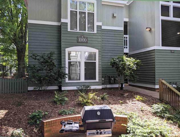1000 Nicholwood Drive #101, Raleigh, NC 27605 (#2321609) :: Raleigh Cary Realty