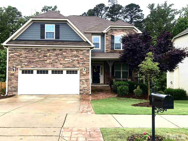 2018 Lazio Lane, Apex, NC 27502 (#2321625) :: Dogwood Properties