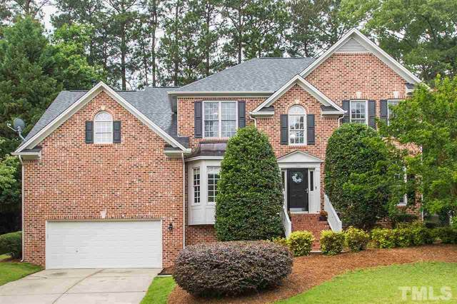 110 Seymour Creek Drive, Cary, NC 27519 (#2321626) :: The Perry Group