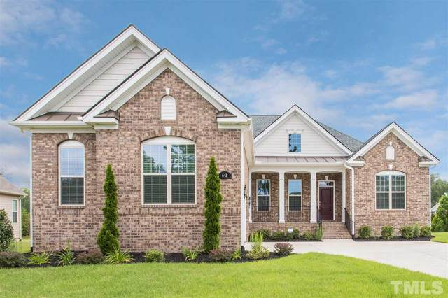 645 Swift Creek Crossing, Durham, NC 27713 (#2321633) :: Realty World Signature Properties