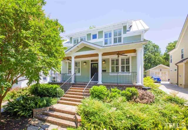 712 Latta Street, Raleigh, NC 27607 (#2321660) :: Sara Kate Homes