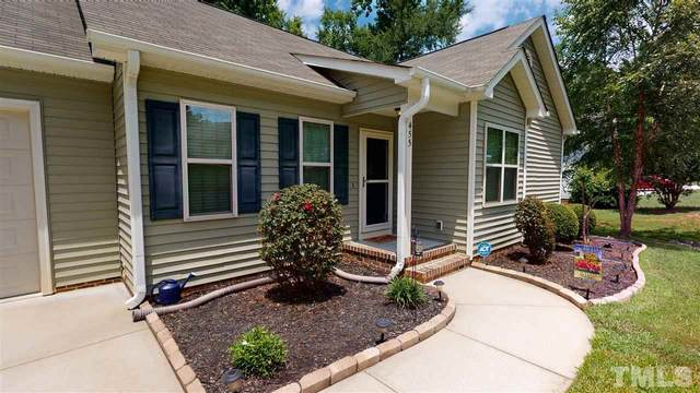 455 Eagle Stone Ridge, Youngsville, NC 27596 (#2321674) :: Realty World Signature Properties
