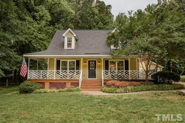 3840 Doeskin Drive, Apex, NC 27539 (#2321687) :: The Perry Group
