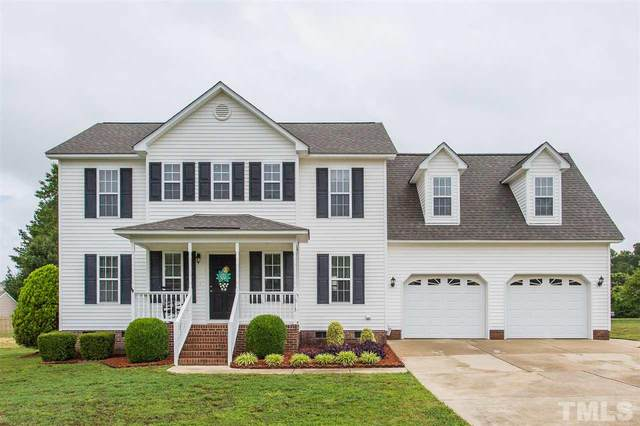 1513 Olde Mckenzie Drive, Holly Springs, NC 27540 (#2321709) :: The Beth Hines Team