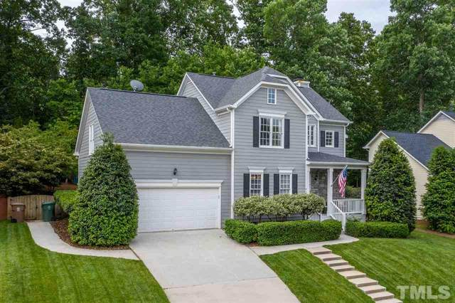 410 Silvergrove Drive, Cary, NC 27513 (#2321710) :: Raleigh Cary Realty