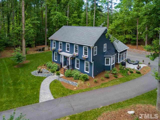 11648 Appaloosa Drive W, Raleigh, NC 27613 (#2321717) :: Spotlight Realty