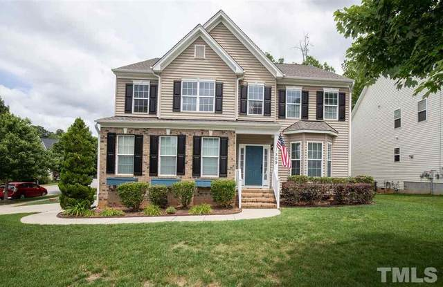 309 Rivendell Drive, Holly Springs, NC 27540 (#2321723) :: Dogwood Properties