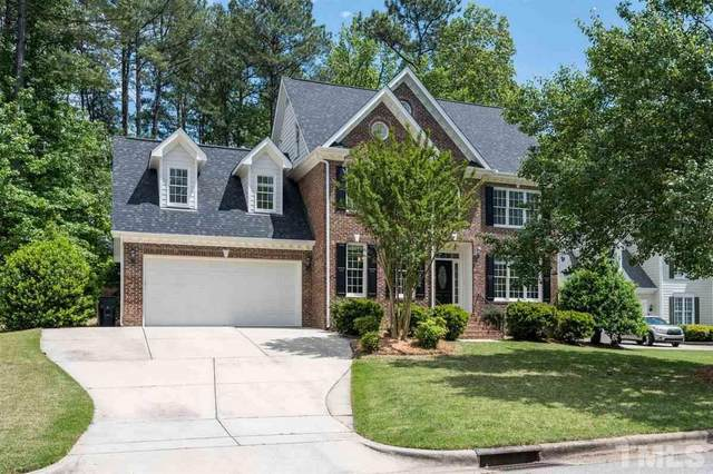 105 Avoncroft Court, Apex, NC 27502 (#2321727) :: Marti Hampton Team brokered by eXp Realty