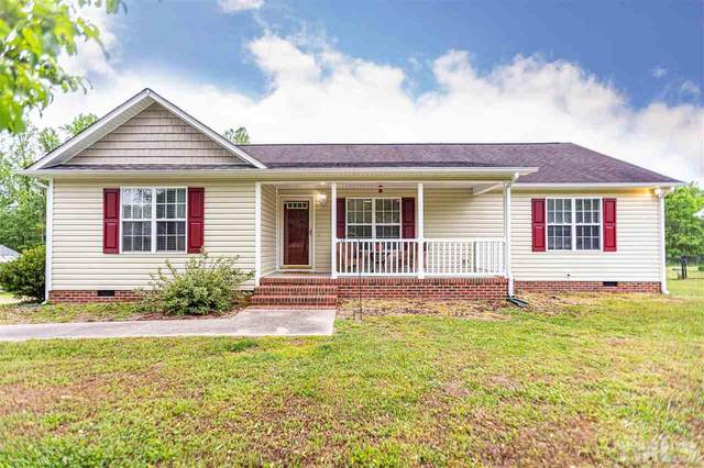 159 Punch Hill Farm Road, Rougemont, NC 27572 (#2321743) :: Sara Kate Homes