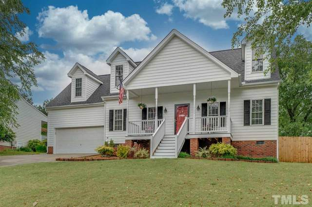 204 Kelly West Drive, Apex, NC 27502 (#2321752) :: Marti Hampton Team brokered by eXp Realty