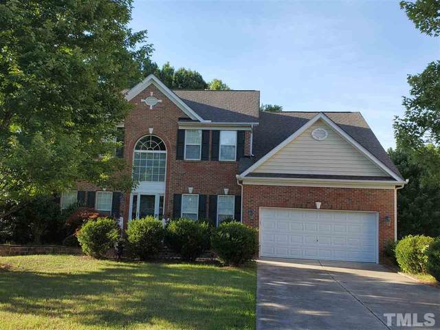 502 Normancrest Court, Cary, NC 27519 (#2321795) :: Marti Hampton Team brokered by eXp Realty