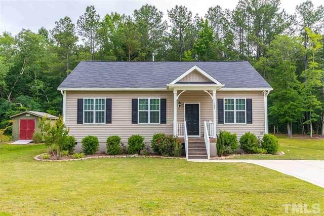 198 Carissa Drive, Smithfield, NC 27577 (#2321797) :: Spotlight Realty