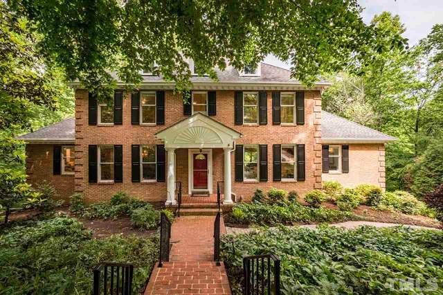 120 Breckenridge Place, Chapel Hill, NC 27514 (#2321798) :: Raleigh Cary Realty
