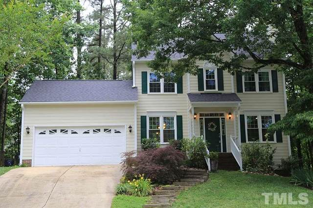 1203 Garden Gate Place, Apex, NC 27502 (#2321826) :: The Jim Allen Group