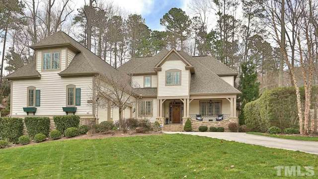 19203 Stone Brook, Chapel Hill, NC 27517 (#2321832) :: Marti Hampton Team brokered by eXp Realty
