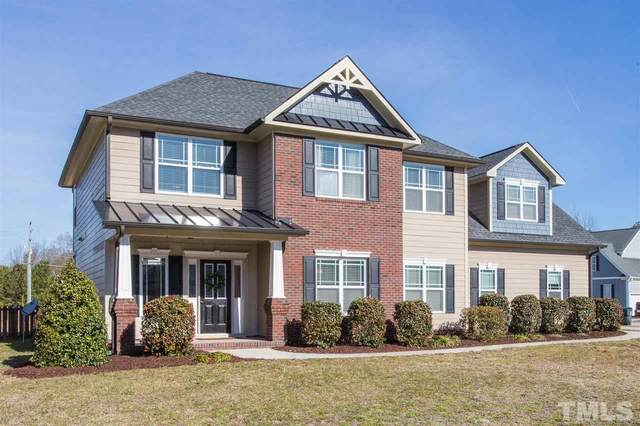 7700 Colmar Drive, Holly Springs, NC 27540 (#2321841) :: The Beth Hines Team