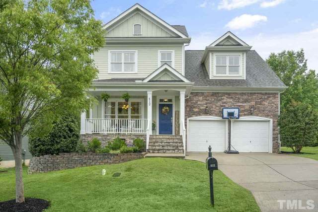 412 Streamwood Drive, Holly Springs, NC 27540 (#2321846) :: Rachel Kendall Team