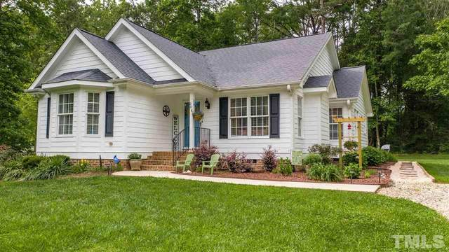 206 Berry Drive, Timberlake, NC 27583 (#2321864) :: The Jim Allen Group